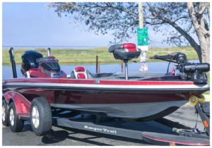 2014 Ranger Z 521c Bass Boat